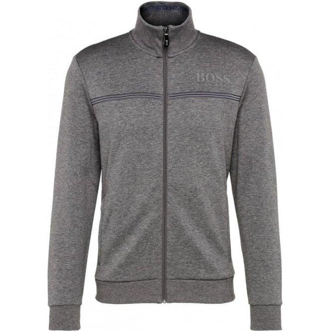 1fdfa8de9c8e Boss Green Skaz Sweatshirt in Grey