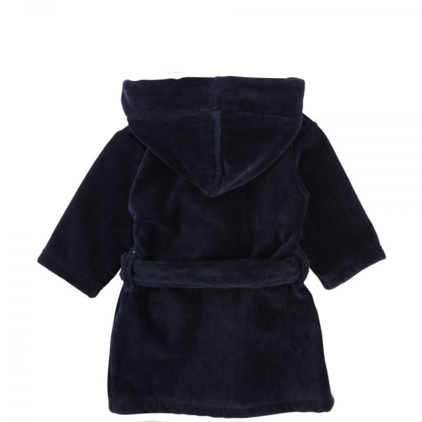 latest trends how to buy hot-selling latest BOSS Bathrobe in Navy