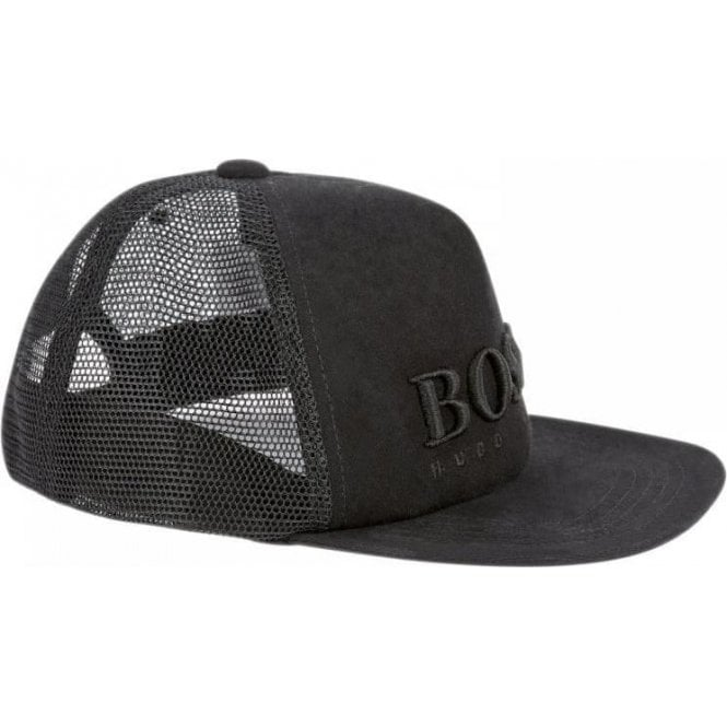 Boss Kids Cap in Black 71fd60ea9c89