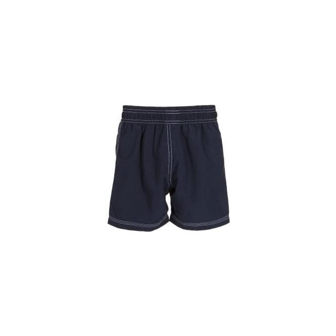 f466f7693 Hugo Boss Kids|Boss Kids Logo Swim Shorts in Navy|Chameleon Menswear