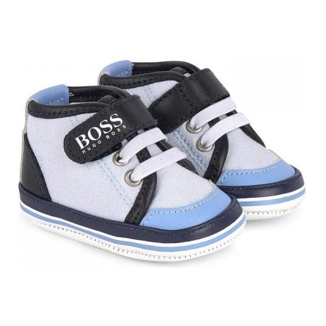 infant hugo boss trainers