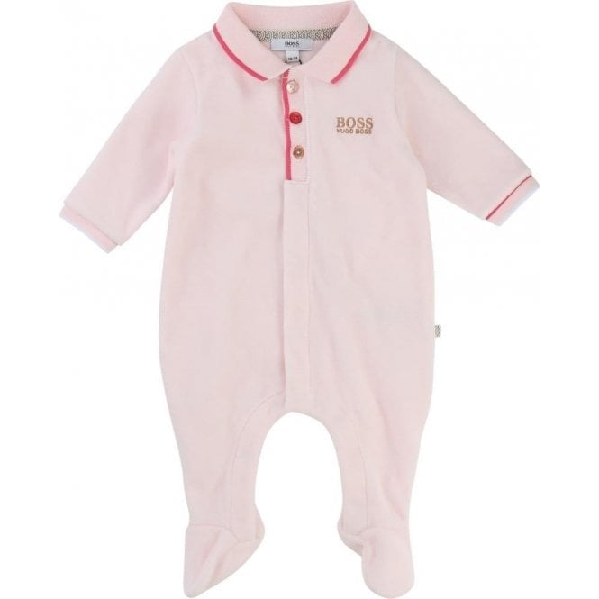 a9e6753d07de9 Boss Kids Pyjamas Nightgown in Pink