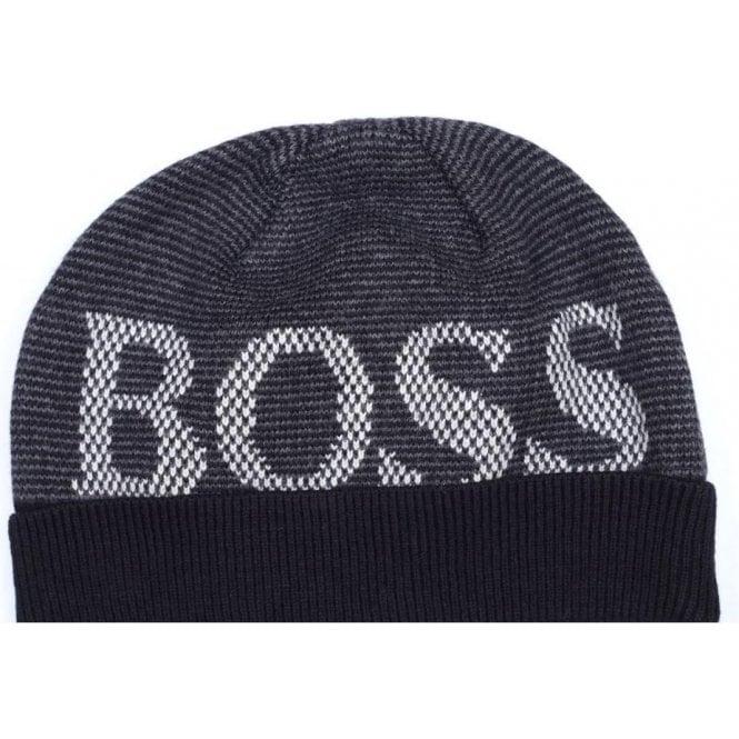 Wool Hat in Black 808a27b0b43