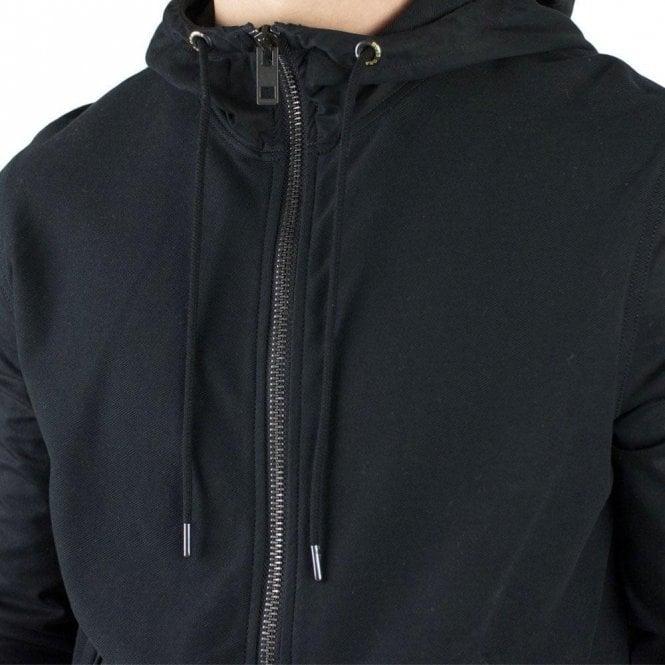 600b38f68 Boss Orange  Boss Orange Zoot Sweatshirt in Black  Chameleon Menswear