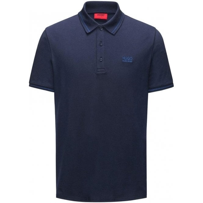 f650167a96b Daruso Polo Top in Navy