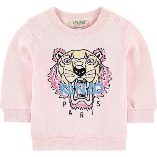 41978175 Kenzo Kids 2-4 Years Sweatshirt in Pink