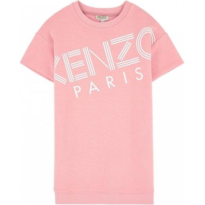2-6 Years Logo Dress in Pink 4837da062dd5