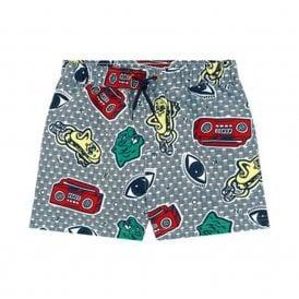 513654af3c1d Kenzo Printed Swim Shorts