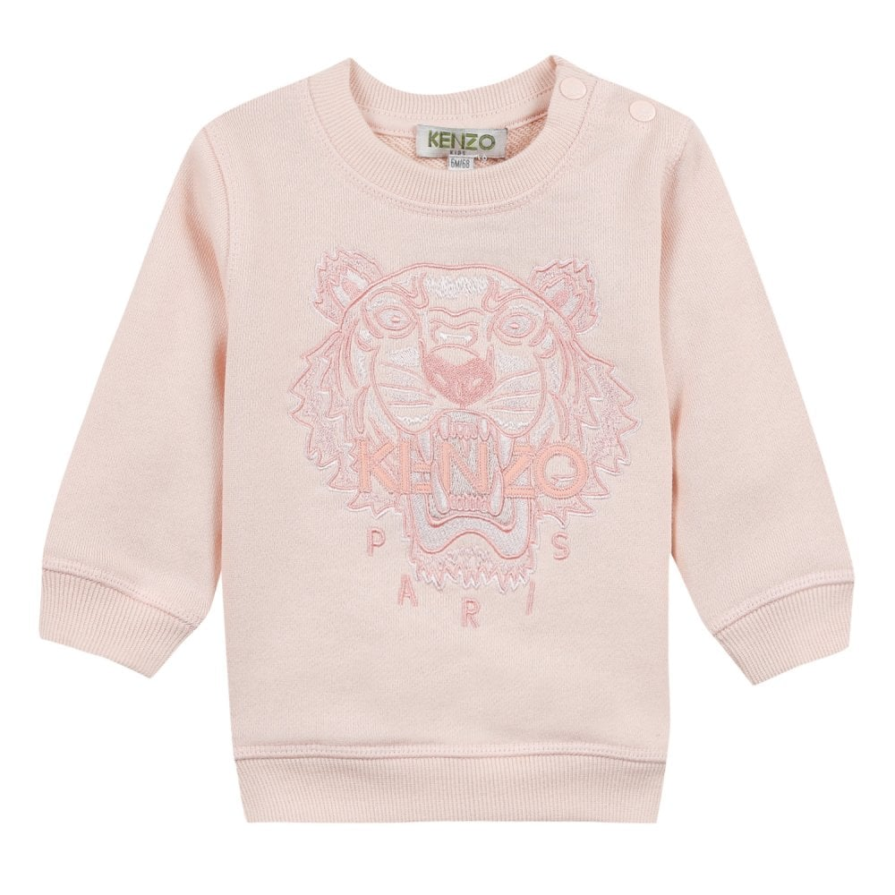 Pink Tiger Sweatshirt in Pink 9708d9a05d70