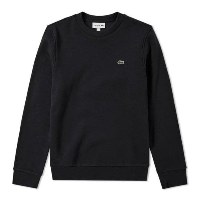 5648163a1 Lacoste Core Sweatshirt in Black