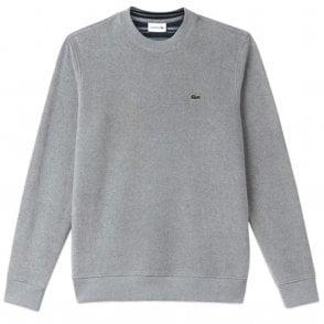 161a30730 Lacoste Core Sweatshirt in Grey