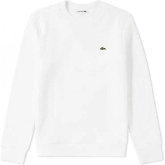 Lacoste White Core Sweatshirt Sweatshirt Core Lacoste In In XZPnwk80NO