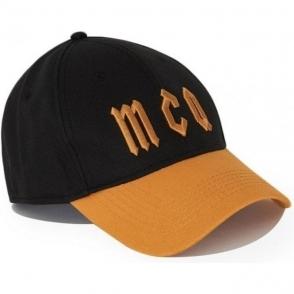 17628643915 Logo Cap in Yellow