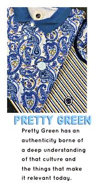 PRETTY GREEN