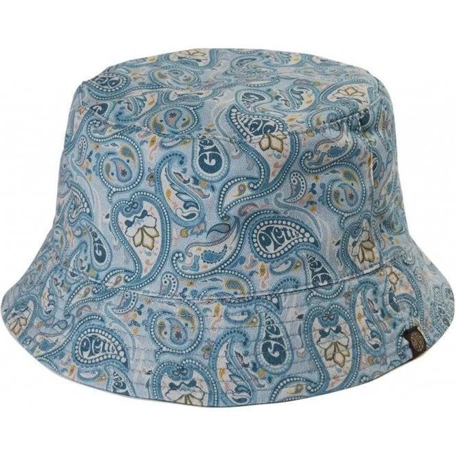 433c9476f5a Pretty Green Bucket Hat in Blue