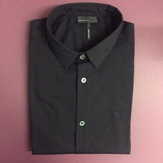 Emporio Armani Core Shirt in Black