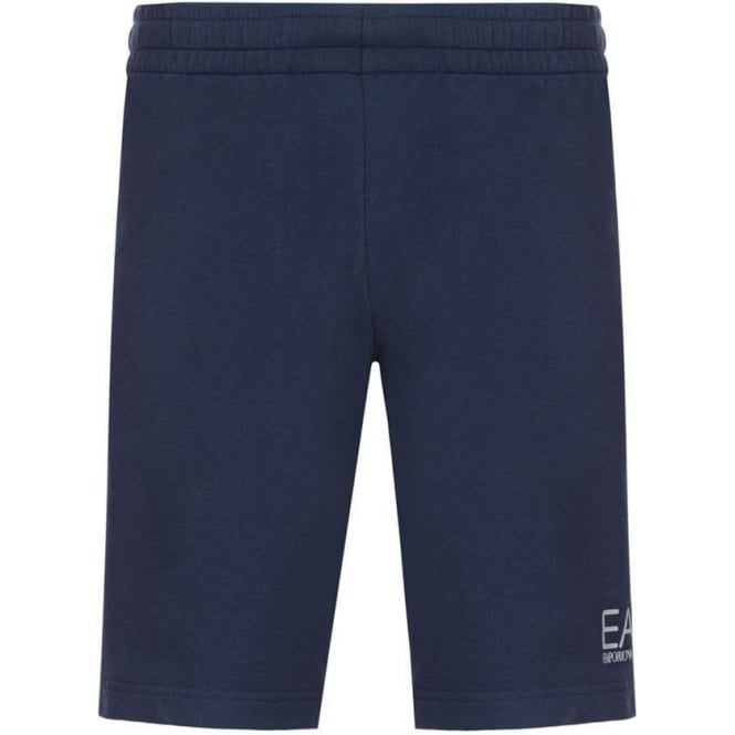 EA7 Jersey Shorts in Navy
