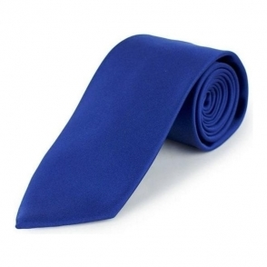 Boss Black Ties Tie 7.5 in Blue