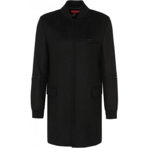 Hugo Mazon Jacket in Black