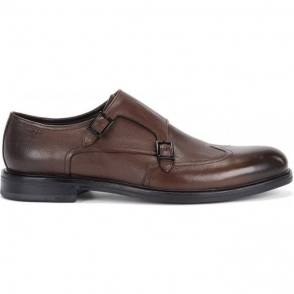 Hugo Neoclass_Monk Shoe in Brown