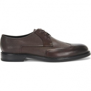 Hugo Neoclass_Derb Shoe in Brown