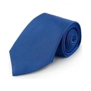 Plain Tie in Blue