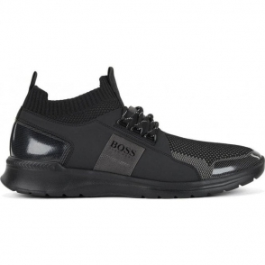 Extreme_Runn Trainers in Black