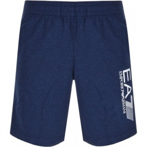 Ea7 Bermuda Shorts in Navy