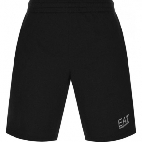 Ea7 Jersey Shorts in Black