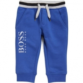 12-18 Months Jogging Bottoms in Blue