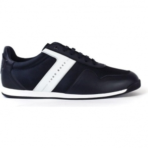 Maze_Lowp Trainers in Dark Blue