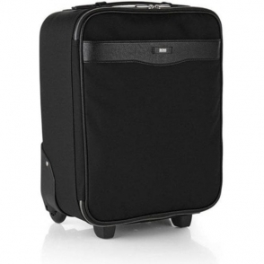 Boss Black Accessories Trolley in Black