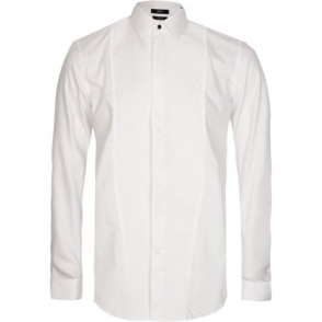 Jarome Formal Shirt in White