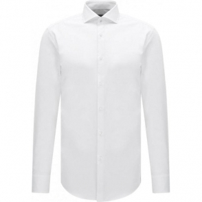 Jerrin Formal Shirt in White