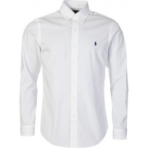 Slim Fit Shirt in White