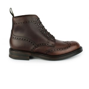 Loake Bedale Shoes in Brown