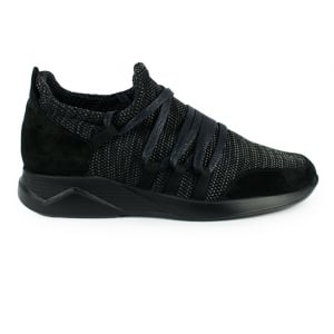 Mallet Holloway Trainers in Black