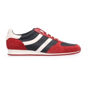 Boss Orange Orland Runn Trainers in Red