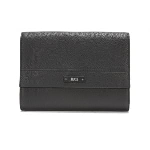 Travel Wash Bag in Black