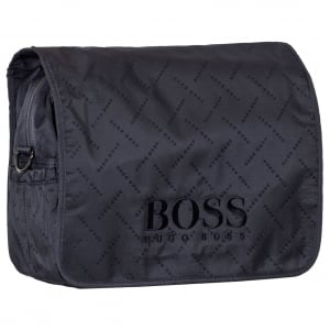 Boss Kids Changing Bag in Navy