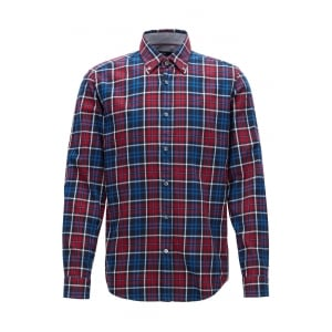 Lod_41 Checked Shirt in Multi Colour