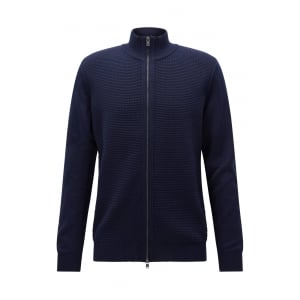 Naddeo Knitwear in Navy