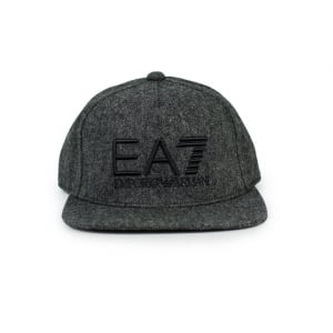 Ea7 Rapper Cap in Grey