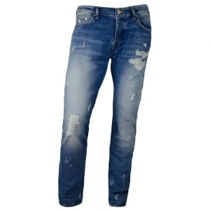 True Religion Rocco Glory Jeans in Light Wash