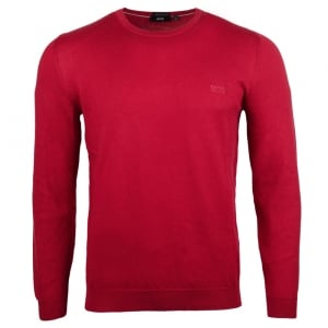Pacas-L Knitwear in Red