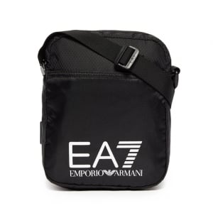 Ea7 Pouch Bag in Black