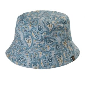 Pretty Green Bucket Hat in Blue
