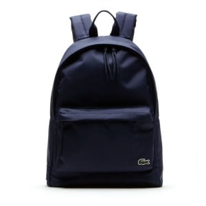 Lacoste Accessories Neocroc Backpack in Navy
