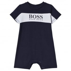 Baby All-in-One in Navy