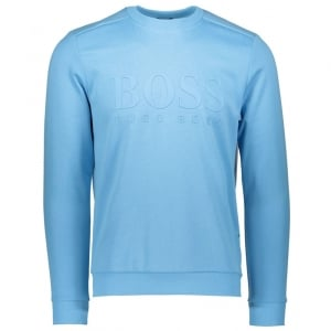 Salbo Sweatshirt in Open Blue
